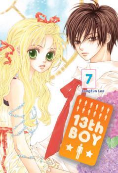 13th Boy vol 07 GN