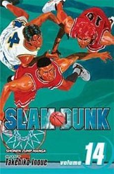 Slam dunk vol 14 GN