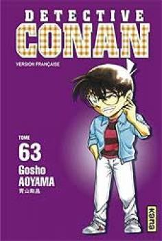 Detective Conan tome 63