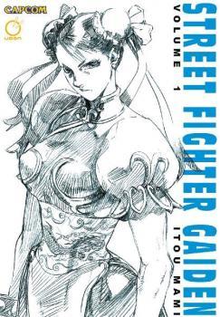 Street fighter Gaiden vol 01 GN