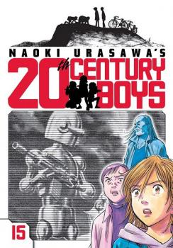 20th century boys vol 15 GN