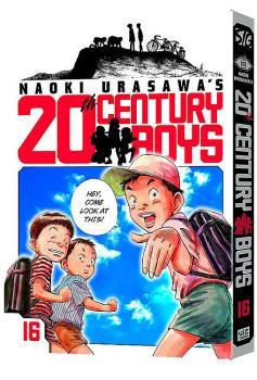 20th century boys vol 16 GN