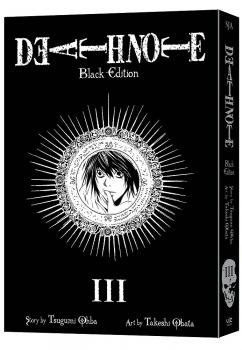 Death Note Collection vol 03 - Black Edition manga