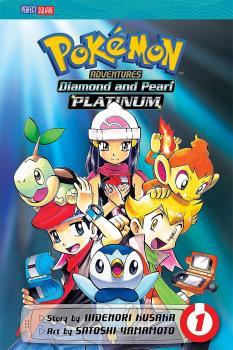 Pokemon adventures: Platinum vol 01 GN