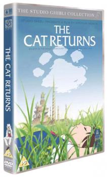 The Cat Returns DVD UK