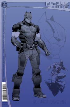 FUTURE STATE DARK DETECTIVE #1 (OF 4) Second Printing