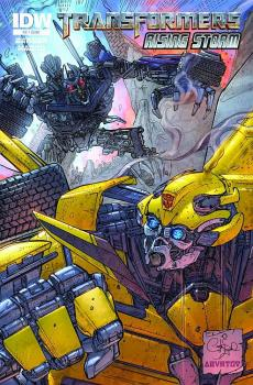 TRANSFORMERS RISING STORM #2 (OF 4)