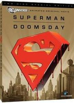Superman Doomsday (2 Disc Special Edition) (DVD)
