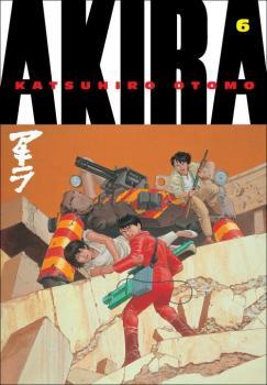 Akira book 06 GN