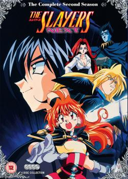 Slayers Season 02 Next Collection DVD UK