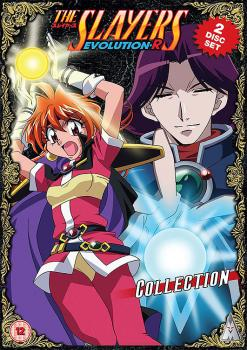 Slayers Season 05 Evolution-R DVD UK
