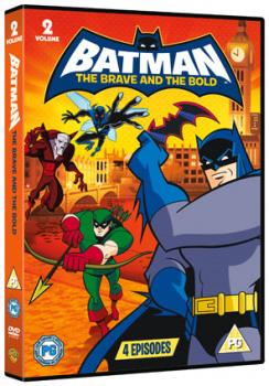 Batman - The Brave And The Bold vol 02 DVD UK