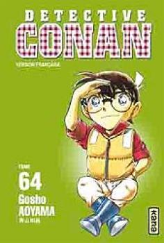 Detective Conan tome 64