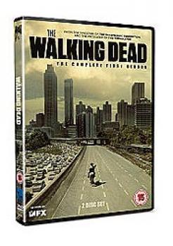 The Walking Dead - Season 01 DVD UK