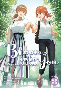 Bloom Into You vol 03 Light Novel
