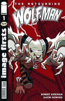 IMAGE FIRSTS ASTOUNDING WOLF-MAN #1