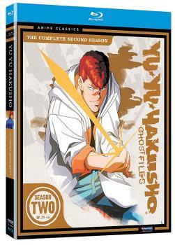 Yu Yu Hakusho Season 02 Collection Blu-Ray