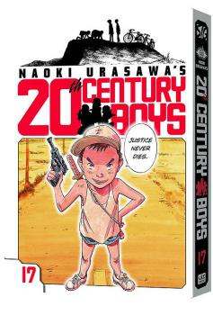 20th century boys vol 17 GN