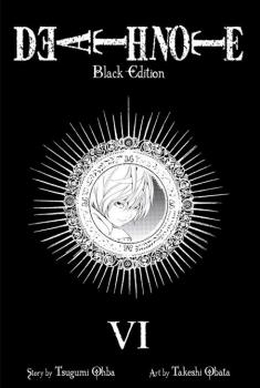 Death Note Collection vol 06 - Black Edition manga