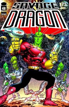 SAVAGE DRAGON #175