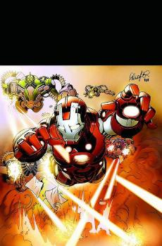 INVINCIBLE IRON MAN #507