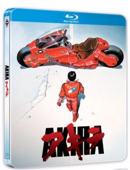 Akira Collector's edition Steelbook DVD & Blu-ray UK