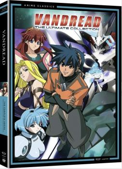 Vandread Ultimate Collection and Subtitled OVA DVD Box Set Classic Line