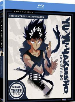 Yu Yu Hakusho Season 03 Collection Blu-Ray