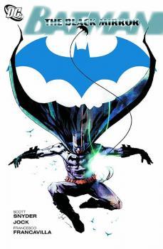 BATMAN THE BLACK MIRROR HC