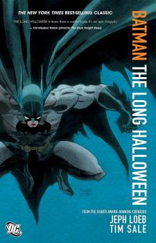 BATMAN: THE LONG HALLOWEEN NEW EDITION (TRADE PAPERBACK)