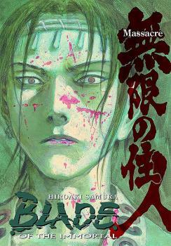 Blade of the immortal vol 24 Massacre GN