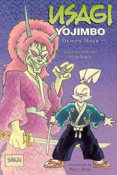 Usagi Yojimbo vol 14 Demon mask GN New ptg