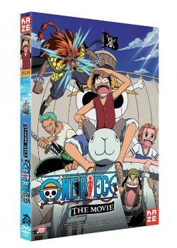 One Piece Movie 01 DVD NL