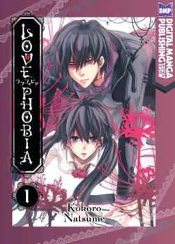 Lovephobia vol 01 GN (Yaoi Manga)