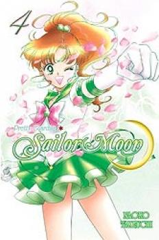 Sailor Moon manga vol 04 GN