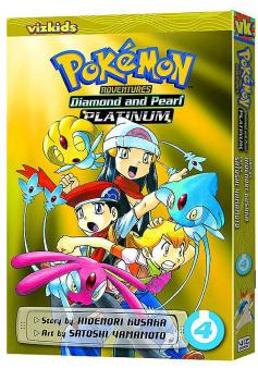 Pokemon adventures: Platinum vol 04 GN