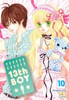13th Boy vol 10 GN