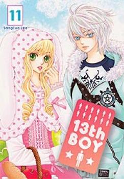 13th Boy vol 11 GN