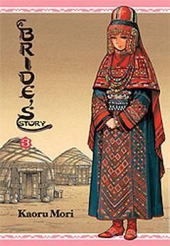 A Bride's Story vol 03 GN