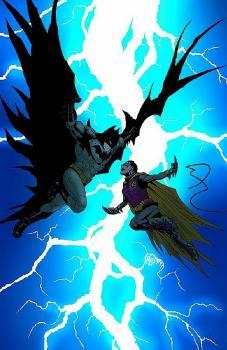 BATMAN AND ROBIN #6