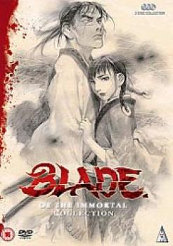 Blade of the Immortal The Complete Series DVD UK