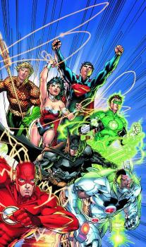 JUSTICE LEAGUE HC VOL 01 ORIGIN (N52)