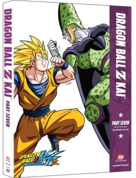 Dragon Ball Kai Season 01 Part 07 DVD box