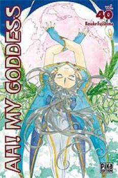 Ah my Goddess tome 40