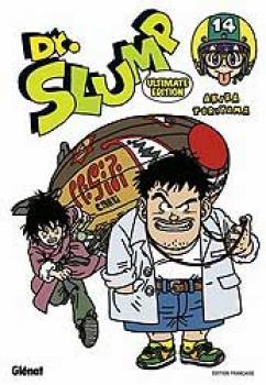 Docteur slump perfect edition tome 14