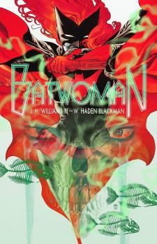 BATWOMAN HC VOL 01 HYDROLOGY (N52)