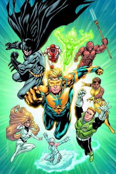 JUSTICE LEAGUE INTERNATIONAL TP VOL 01 SIGNAL MASTERS