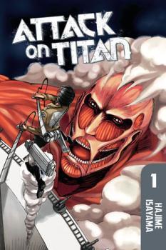 Attack on Titan vol 01 GN