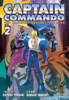 Captain Commando vol 02 GN
