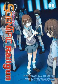 A Certain Scientific Railgun vol 06 GN